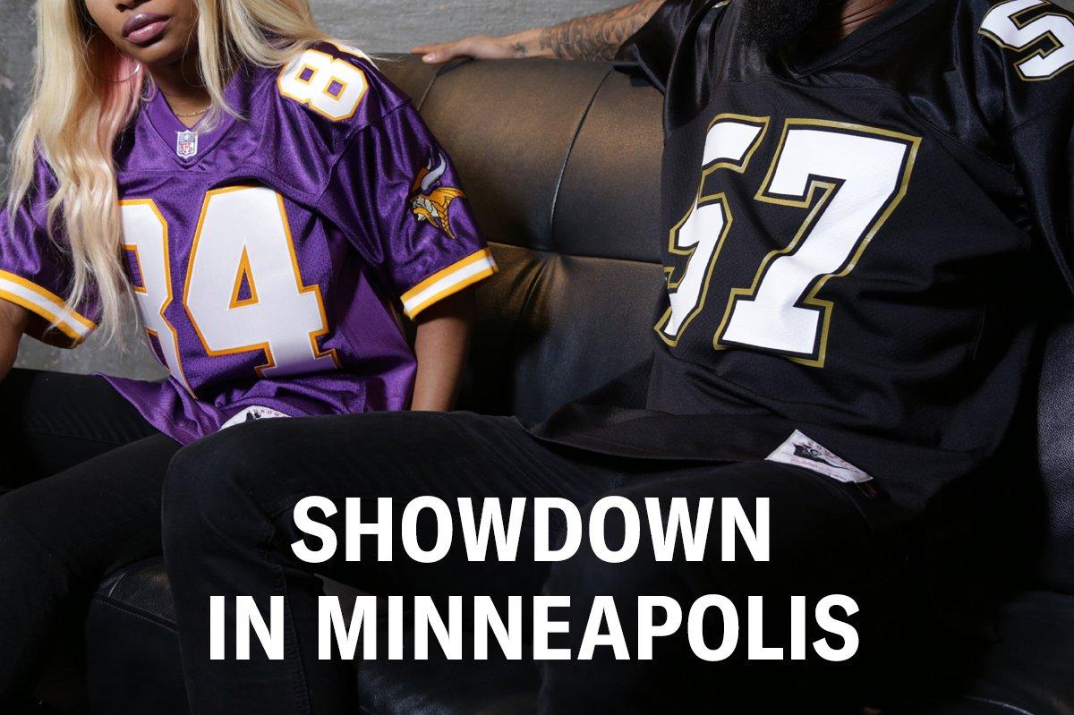 Showdown in Minneapolis