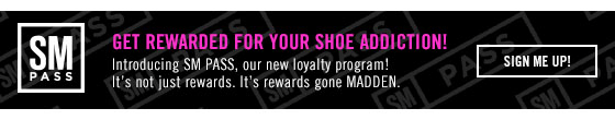 Join SM PASS and get rewarded for your shoe addiction