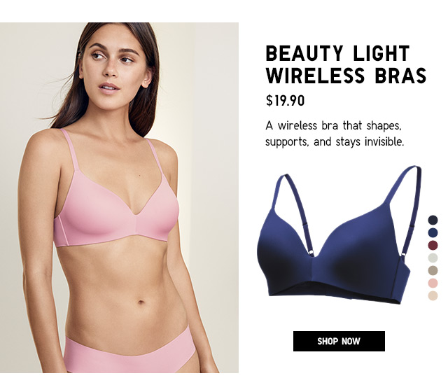 eeb9440cd6 BEAUTY LIGHT WIRELESS BRAS - SHOP NOW