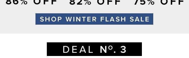 Winter Flash Sale