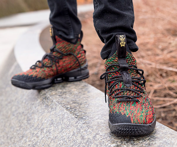 big sale 3b01d 4334c Your City My City: Nike Black History Month Pack Available ...