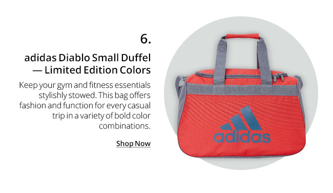 adidas Diablo Small Duffel - Limited Edition Colors