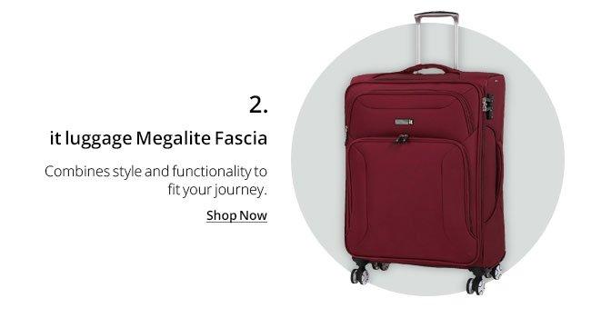 it luggage Megalite Fascia