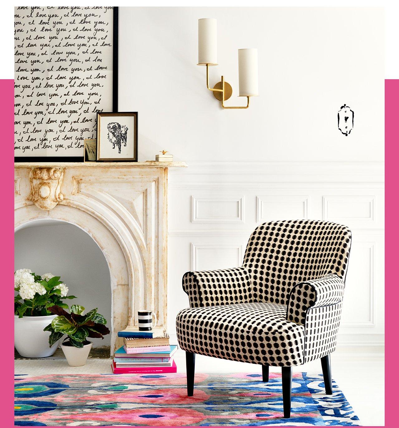 Perigold: kate spade new york furniture & more. Bring delight home