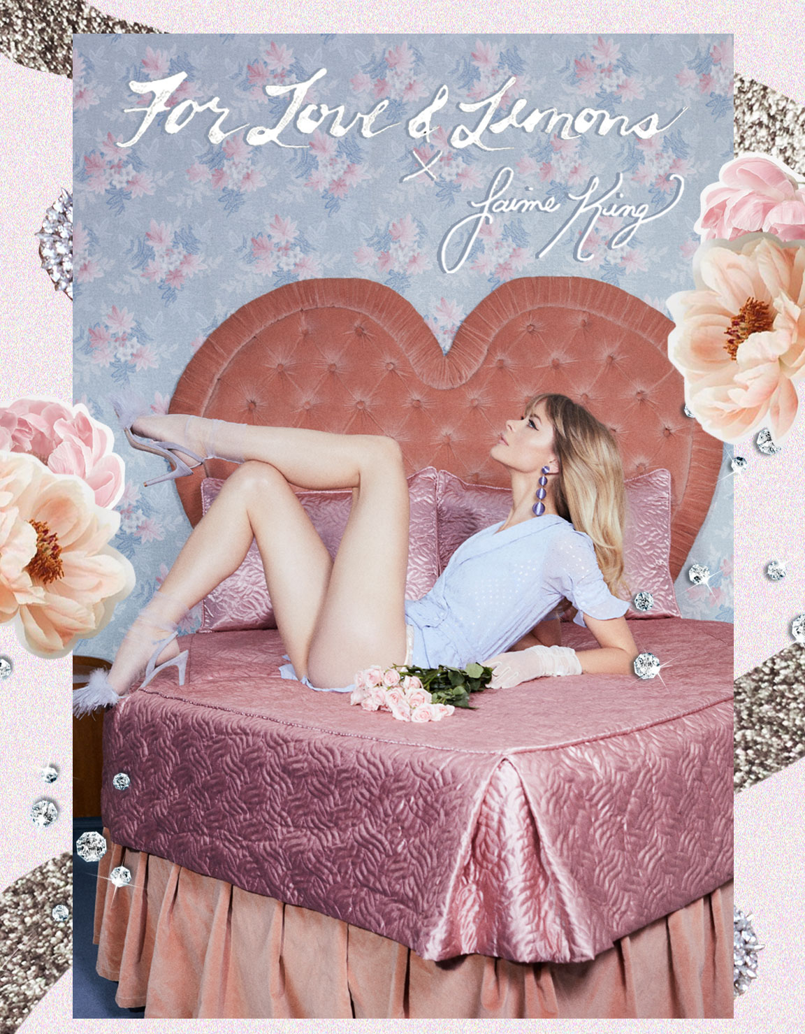 For Love & Lemons x Jaime King Shop the Collection
