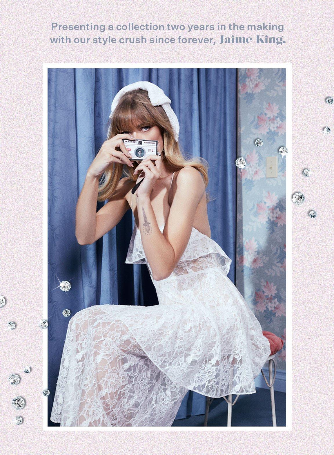 La Elizabeth Maxi Dress