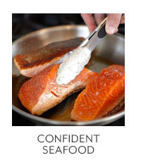Confident Seafood