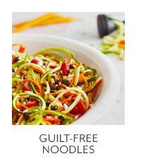 Guilt Free Noodles