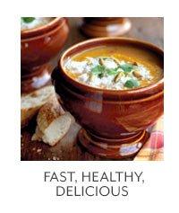 Fast, Healthy Delicious