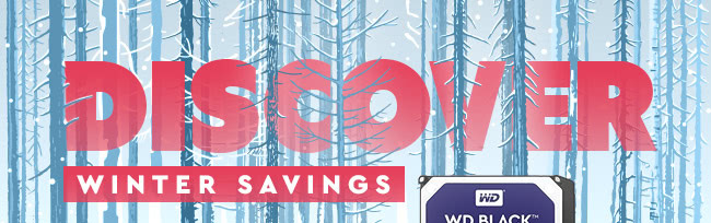 Discover Winter Savings
