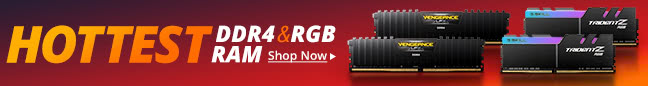 Memory Deals DDR4 and RGB