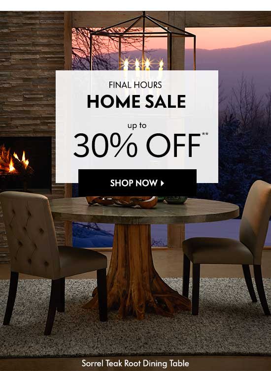 The Home Sale