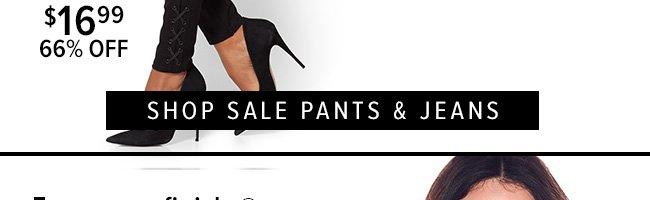 Sale Pants & Jeans
