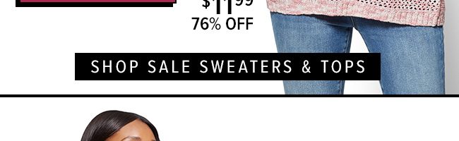 Sale Sweaters & Tops