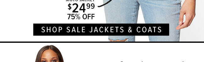 Sale Jackets & Coats
