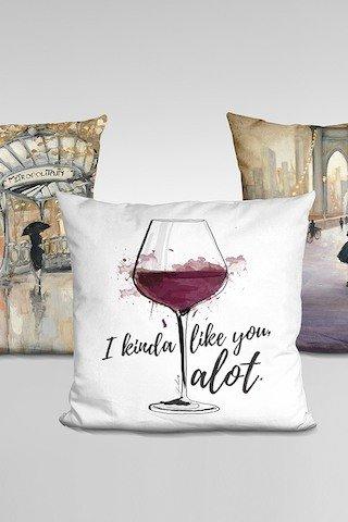 Free Shipping: Pop Art Pillows Under $18