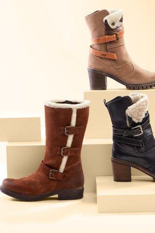 Winter Essentials: Cozy Boots & Booties