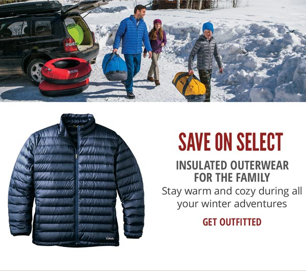 Insulated Outerwear for the Family