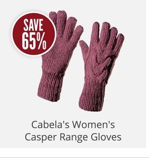 Cabela's Women's Casper Range Gloves