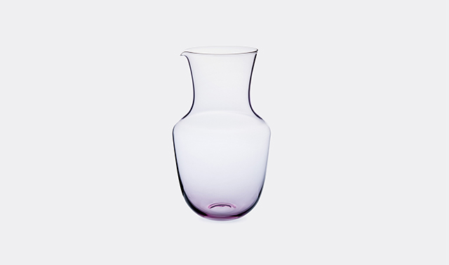 Water pitcher by Hans Harald Rath for Lobmeyr