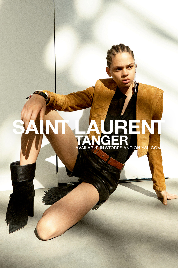 Saint Milled Laurent Yves Boots Tanger wZg6Wq4Wd