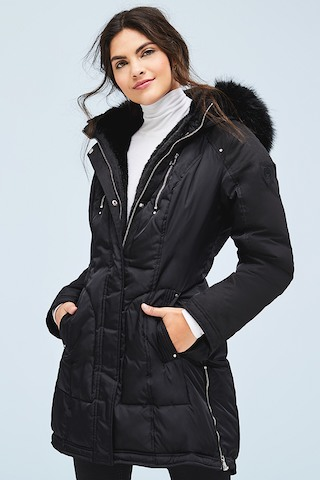 Perfect Parkas & Puffers Up to 80% Off