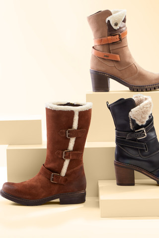 Winter Essentials: Cozy Boots & Booties