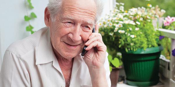 Telephone befriending