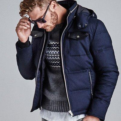 Men's Performance Outerwear