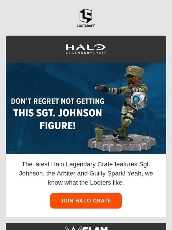 Loot Crate: Check out exclusive collectible figures from