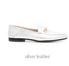 Silver Leather - Shop Now