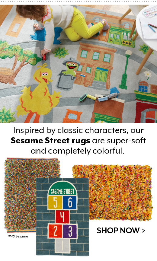 Shop Sesame Street Rugs