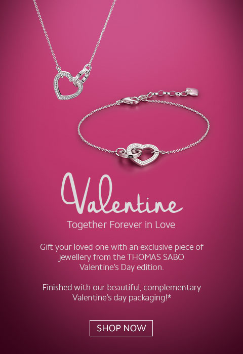 Thomas Sabo: Secure your exclusive Valentine\'s Day Edition! | Milled