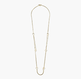 Waver Long Necklace