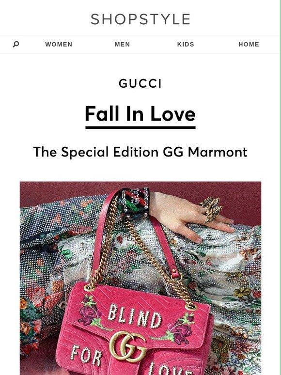 e5e470e11fa9f1 ShopStyle: The Perfect Pink Gucci Bag | Milled