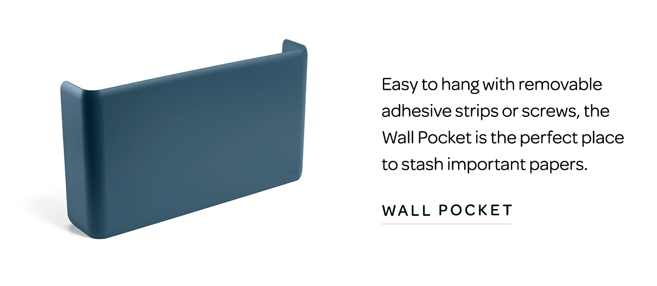 Wall Pocket
