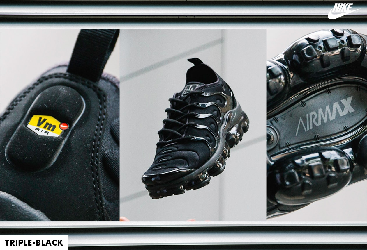 e1c9482801 The Nike Air Vapormax Plus heralds a new era for the Air Max Plus. The  Vapormax Plus combines the latest in unbridled Air, the Vapormax air-sole,  ...