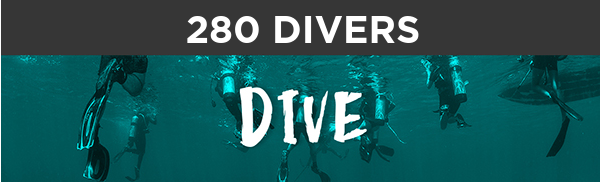 I love to DIVE