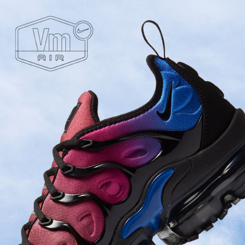 low priced d161b 13d42 Lady Foot Locker: Nike Air VaporMax Plus and Foamposite One ...