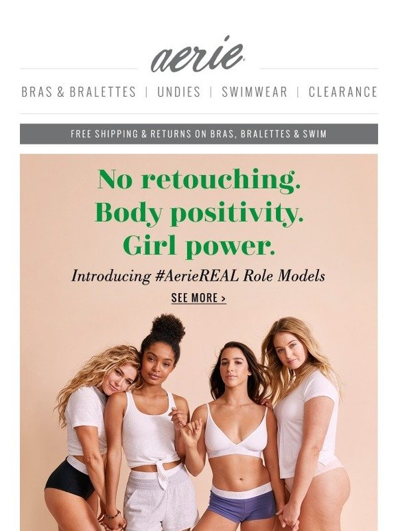 American Eagle Join The Aeriereal Movement Milled