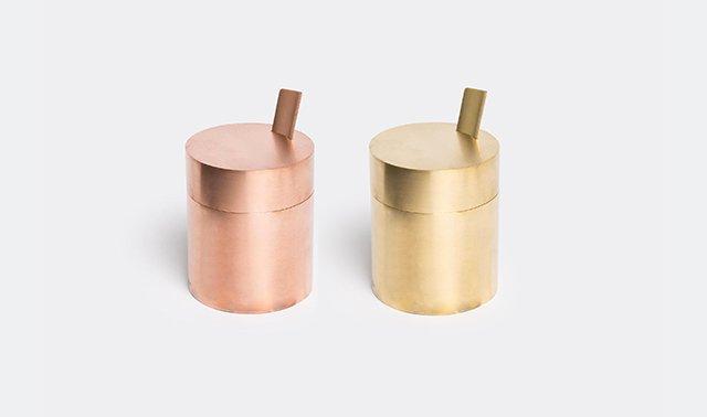 'Zuk' sugar bowl by Shiina + Nardi Design for Hands on Design