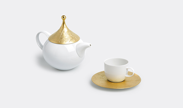 'Magic Flute Sarastro' collection by Bjrn Wiinblad for Rosenthal