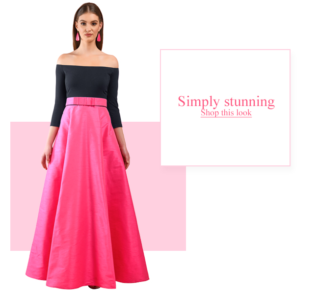 eShakti: Prom Dresses - Made to size and style and height. | Milled