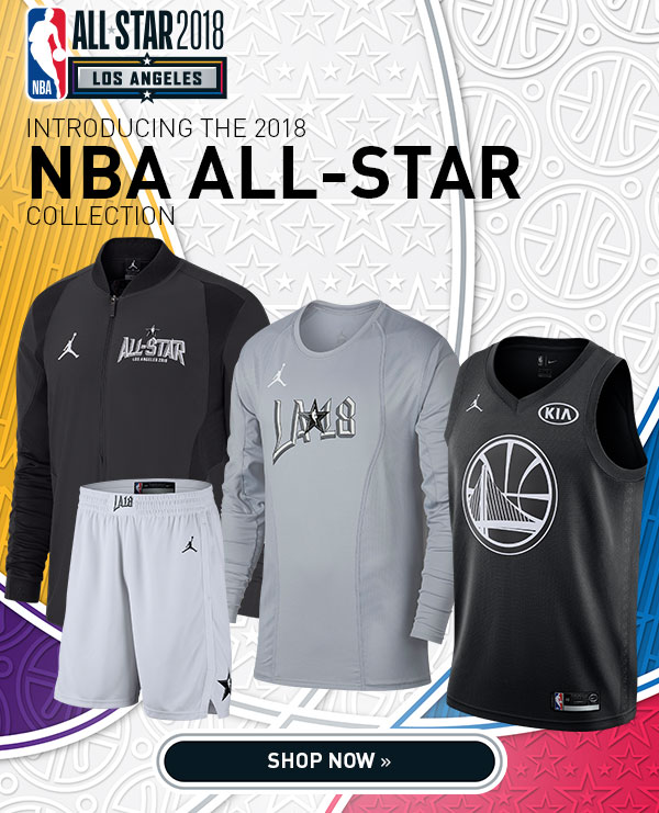 2aa27ca57ecd The NBA Store  Just Released  2018 NBA All-Star Collection!