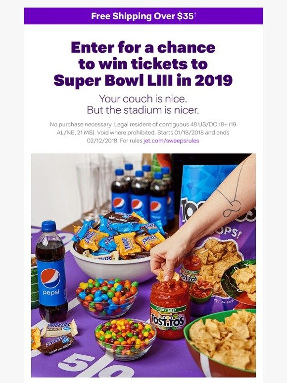 Super bowl 2019 date time in Perth