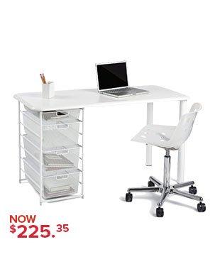 Elfa Desk ...