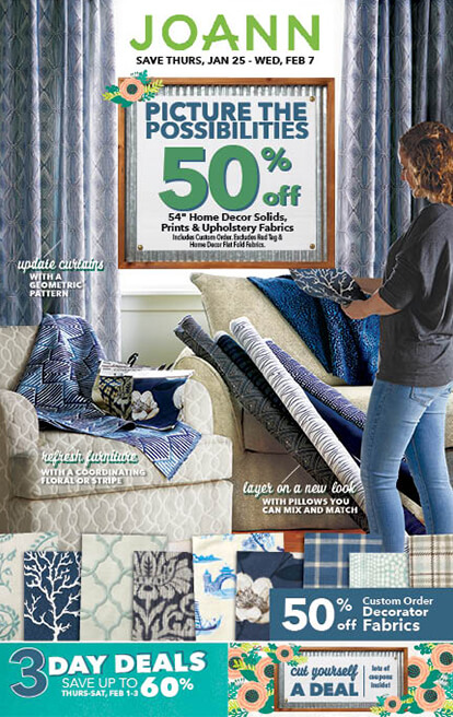 Jo Ann Fabric And Craft Store Love It Paper Sale Great