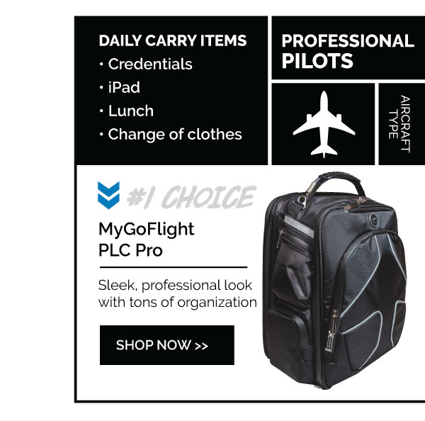 20a2dc914ae3 Sporty s Pilot Shop  Pilots Guide  Finding the Right Flight Bag