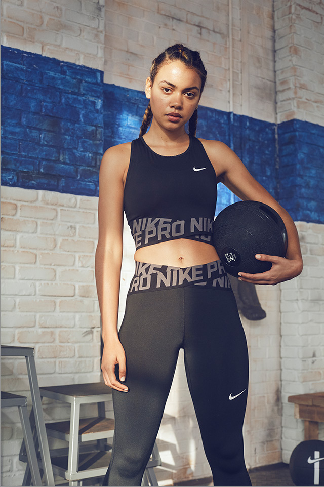 Nike: The New Nike Pro Intertwist Collection | Milled