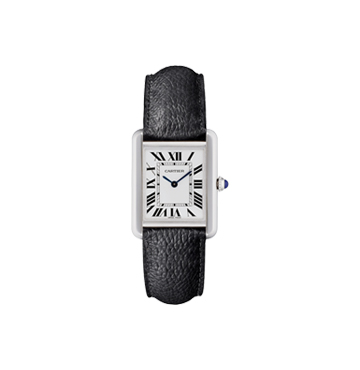 Cartier Tank Solo Watch, $2,410